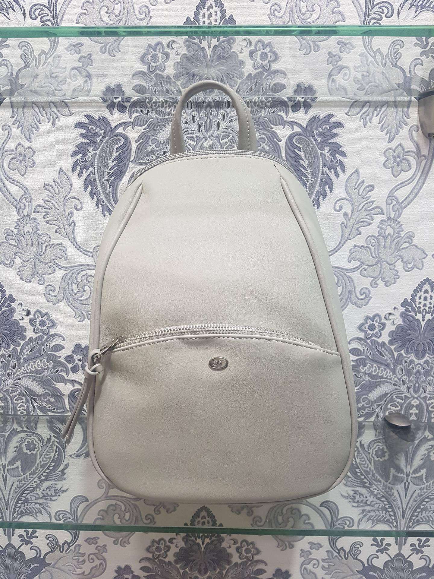 Τσάντα πλάτης David Jones Grey! – LeDi  839013a0e31