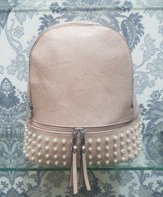Τσάντα Πλάτης-Silvia Rosa μαύρη! – LeDi  97f5beafdb2