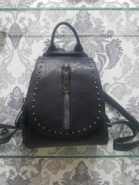 Τσάντα Πλάτης-Alpini Μαύρη! – LeDi  e61d2b53956