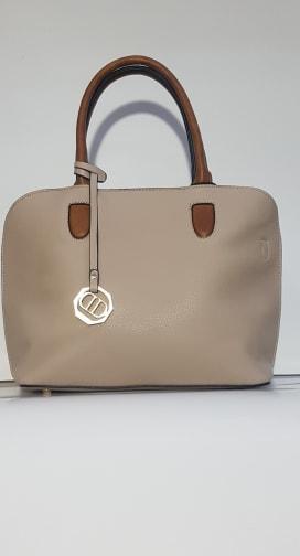 Τσάντα ώμου μπέζ – LeDi  1acbceb1a65